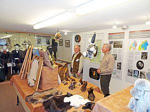 Ausstellung im Heimathaus