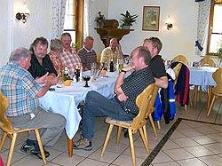 Vatertagswanderung 2009
